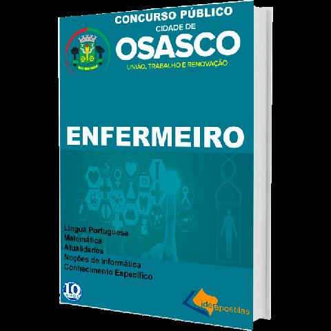 Apostila Concurso Enfermeiro 2019