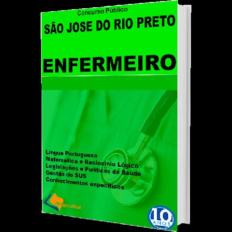 Apostila Enfermeiro Concurso São Jose do Rio Preto