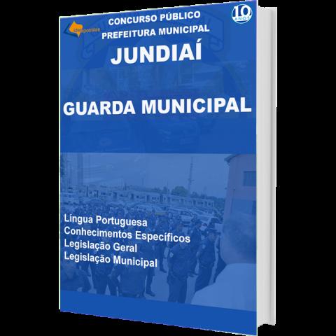 Apostila Guarda Municipal  Prefeitura  de Jundiaí