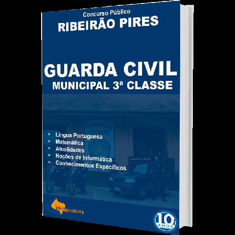 Apostila Guarda Civil de Ribeirão Pires 2019