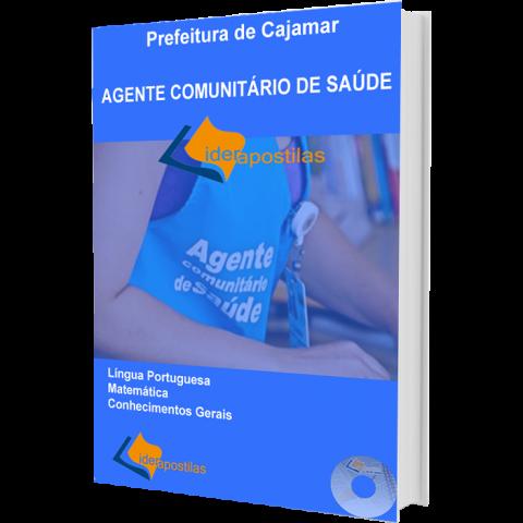 Apostila Agente Comunitário de Saúde - Prefeitura de Cajamar