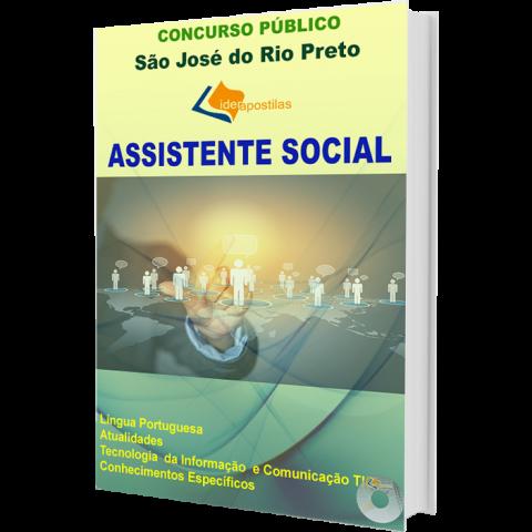Apostila Assistente Social Prefeitura de São Jose do Rio Preto