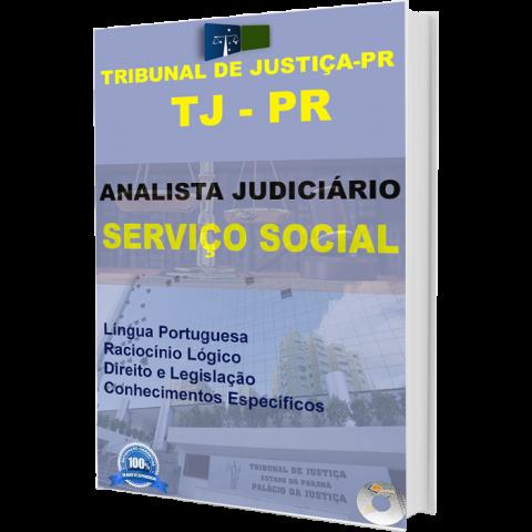 Apostila Assistente Social TJ PR 2017