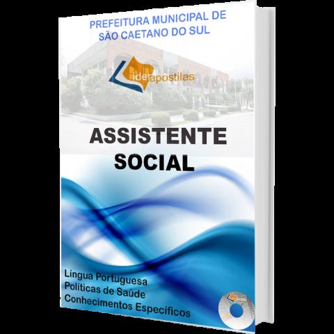 Apostila Concurso Assistente Social - Prefeitura Municipal de são Caetano do Sul