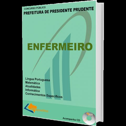 Apostila Concurso Enfermeiro Prefeitura de Presidente Prudente