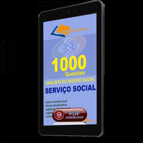 Apostila Serviço Social INSS QUESTÕES