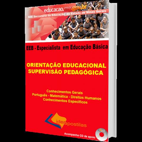 Apostila EEP Especialista em Orientação Básica -  Orientação Educacional e Supervisão Pedagógica - SEE MG