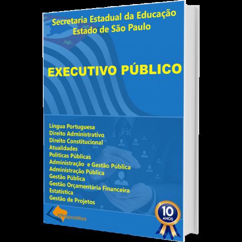 Apostila Executivo Público Secretaria da Educação do Estado de São Paulo