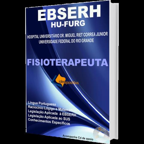 Apostila Fisioterapeuta Ebserh HU Furg Universidade Federal Rio Grande