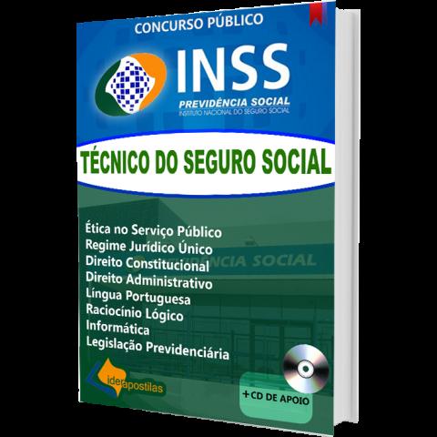 Apostila Técnico do Seguro Social - Concurso INSS 2018