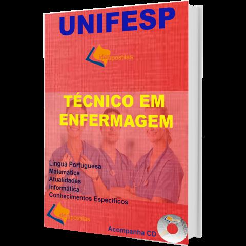 Apostila Técnico em Enfermagem - UNIFESP Universidade Federal de São Paulo