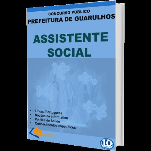 Apostila Assistente Social guarulhos