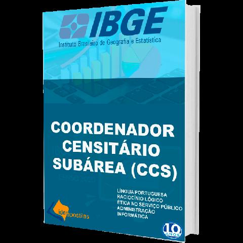 Coordenador do IBGE