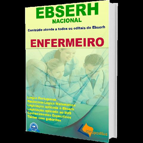 Apostila Enfermeiro do Ebserh 2019