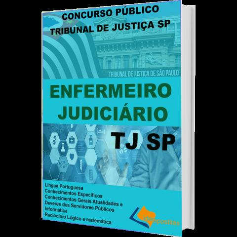Apostila Enfermeiro TJ SP IMPRESSO
