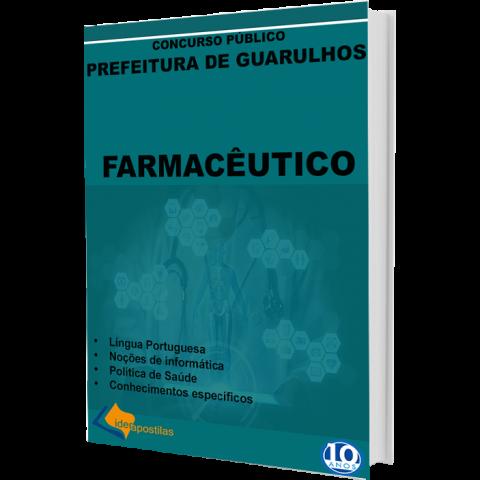 Apostila Farmacêutico Guarulhos