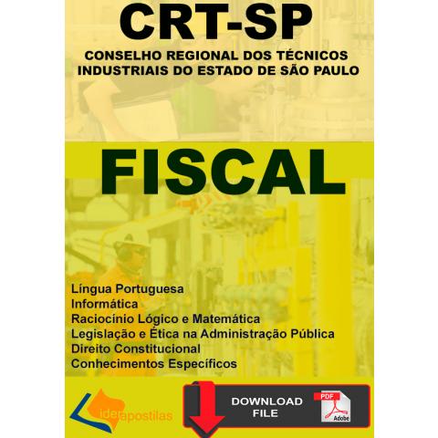 Apostila Fiscal CRT SP