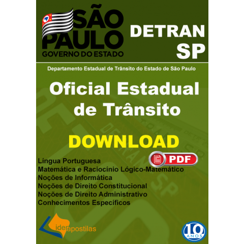 Oficial Detran SP DOWNLOAD
