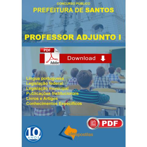 Apostila Professor Santos