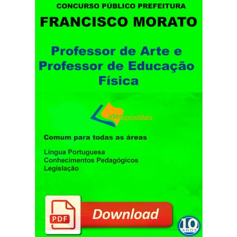 Apostila Professor Arte Ed Fisica