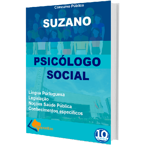 Apostila Psicologo social Suzano