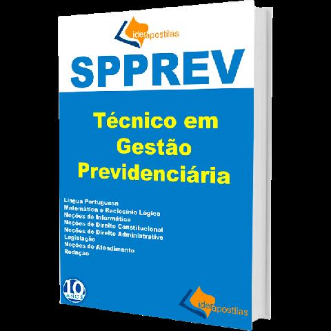 Apostila Tecnico Gestão Previdenciaria