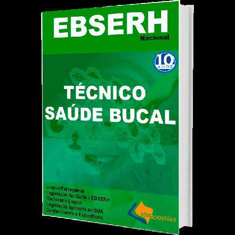 Apostila Técnico Saúde Bucal