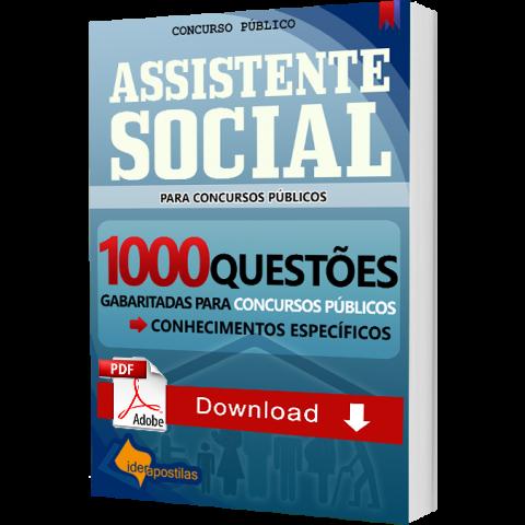 Questões Concursos Assistente Social
