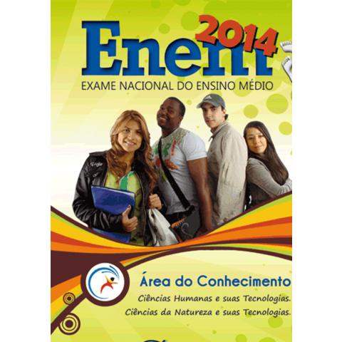 Material de Estudo Enem 2015 Edição completa e atualizada -  2  volumes