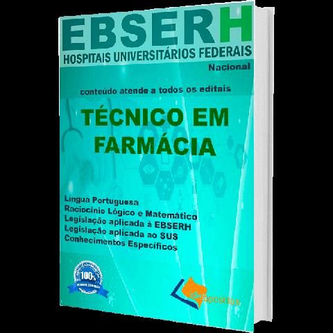 Tecnico Farmacia EBSERH