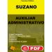 apostila auxiliar administrativo suzano