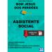 Assistente Social Bom Jesus dos Perdões
