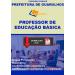Apostila Professor Educação Básica Guarulhos