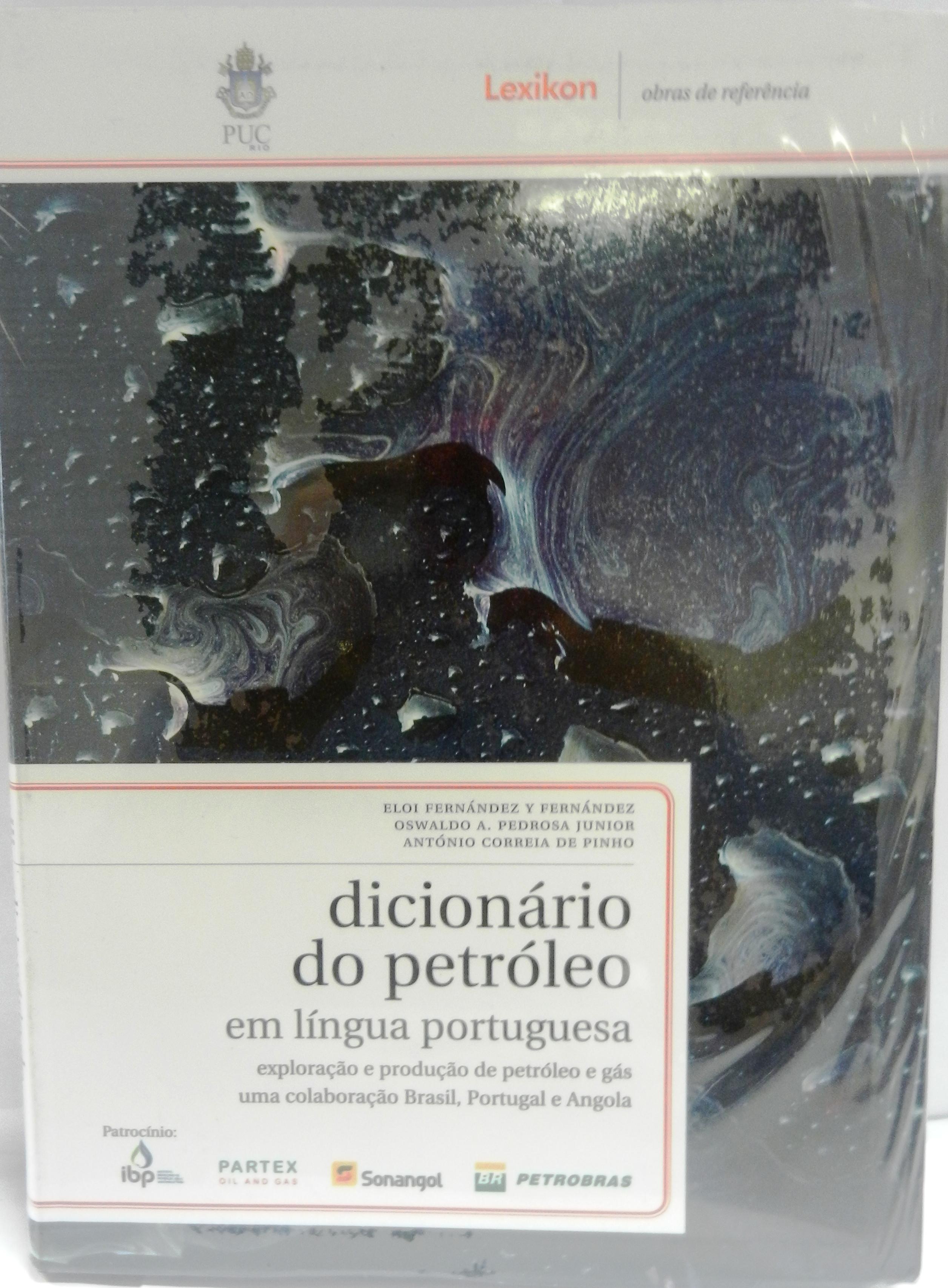 DICIONÁRIO DO PETRÓLEO