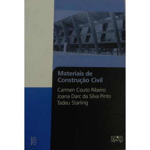 Material de Construção Civil - 2ª Edição