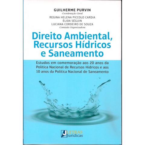 Direito Ambiental, Recursos Hídricos e Saneamento