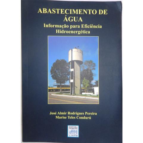 Abastecimento de Água: Informação para Eficiência Hidroenergética