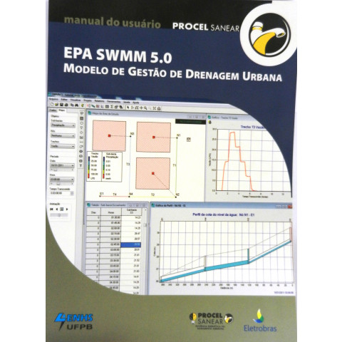 Manual do Usuário EPA SWMM 5.0: Modelo de Gestão de Drenagem Urbana.