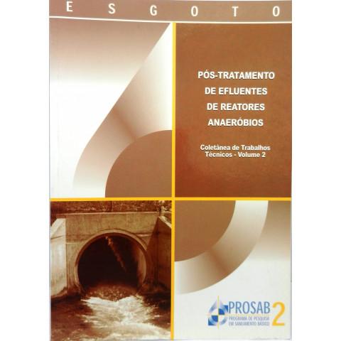 Pós-Tratamento de Efluentes de Reat. Anae.- coletânea TT