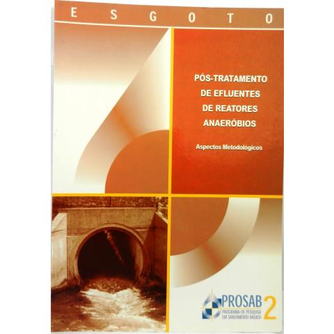 Pós-tratamento de reat. anaeróbio;aspec. metodológico