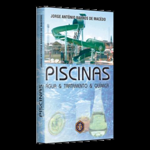 PISCINAS- ÁGUA & TRATAMENTO & QUÍMICA