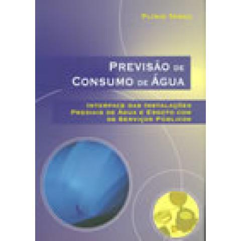 Previsão de Consumo de água