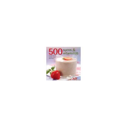 500 Sucos E Vitaminas