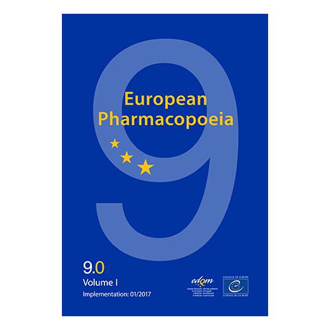 European Pharmacopoeia, Supplements 3, 4 & 5, 10th Edition 2020 English