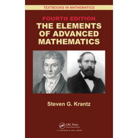 Elements of Advanced Mathematics, 4th Edition 2018