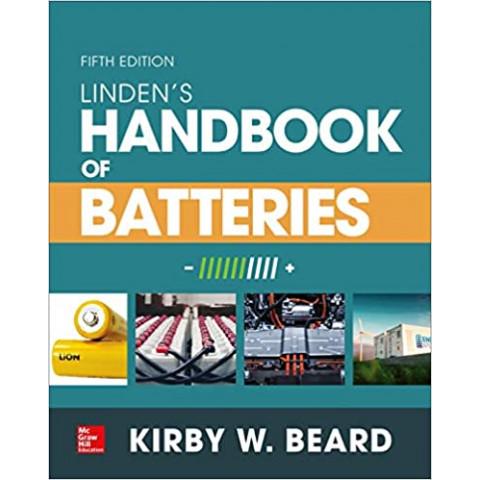 Linden's Handbook of Batteries,5h Edition