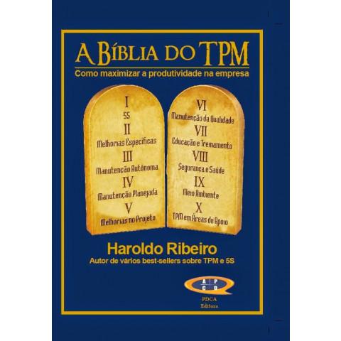 A BIBLIA DO TPM - Como maximizar a produtividade na empresa