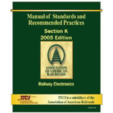 """AAR Section H Part III - Lubrication Manual,  - """"RETIRED"""""""