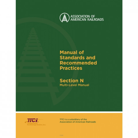 AAR Section N - Multi Level Manual for Motor Vehicles