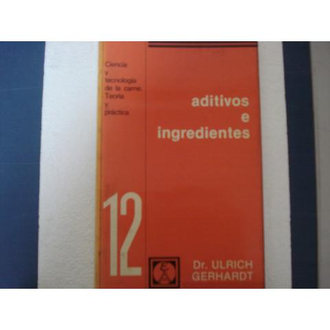 Aditivos e Ingredientes